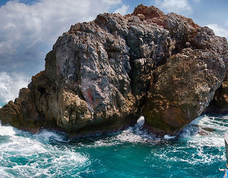 Sail Rock diving location Thailand