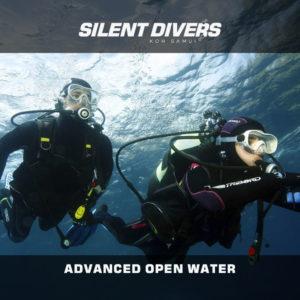 Advanced Open Water Course Samui Tailandia