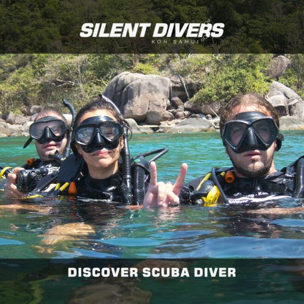Discover Scuba Diver Samui - Thailand