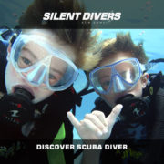 Scuba Diving Initiation for Boys Samui