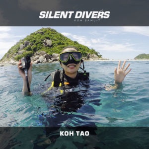 Diving trips Koh Tao Gulf of Thailand