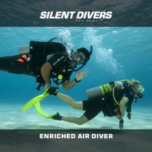 Enriched Air Diver Nitrox Samui Thailand