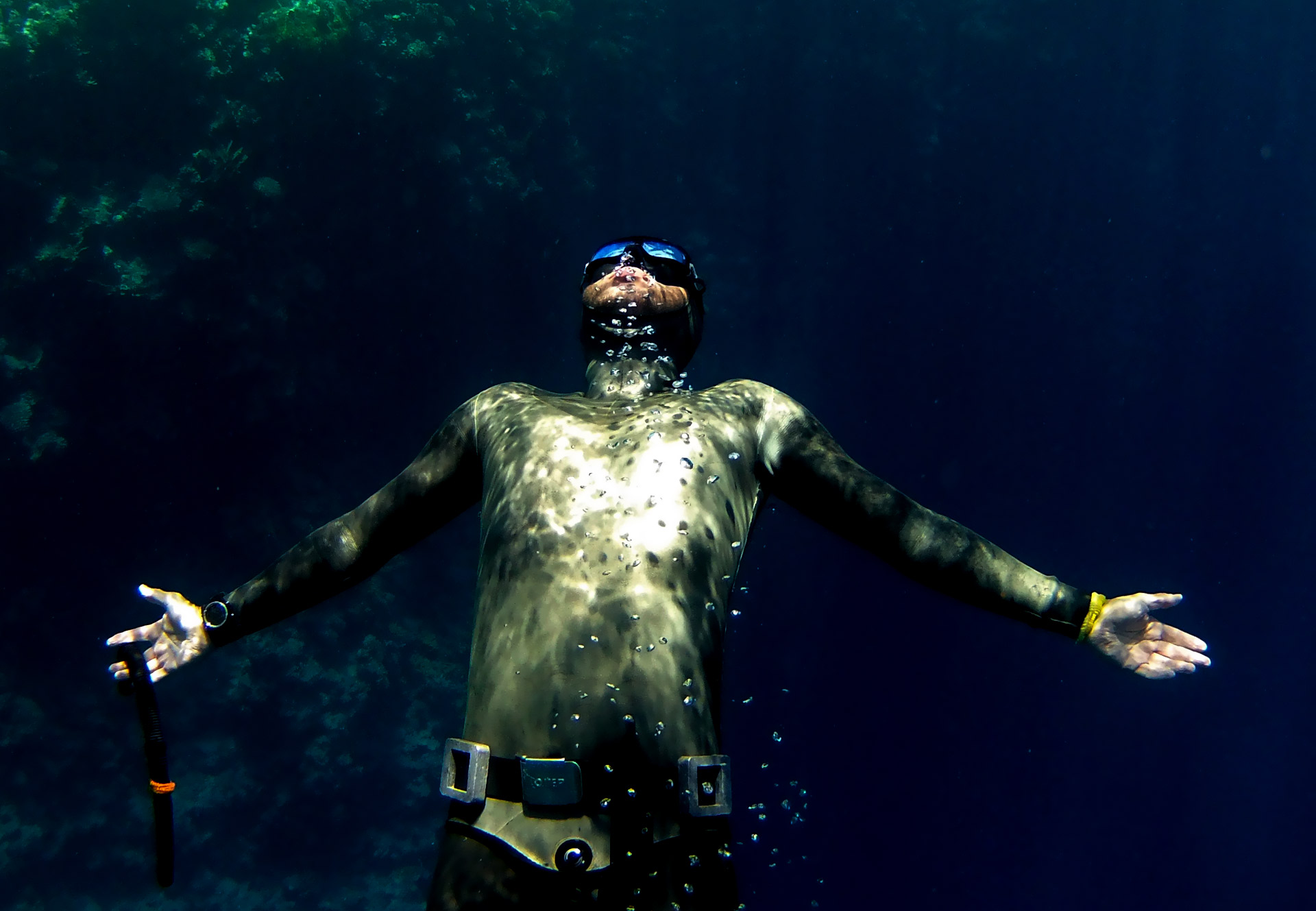 Freediving Koh Samui