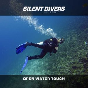 Open Water Diver PADI diving lessons Thailand