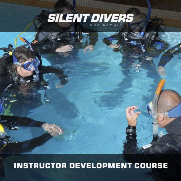 PADI Instructor Development Course Thailand