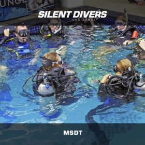 PADI MSDT Course Thailand