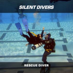 Rescue Diver Course Samui Thailand