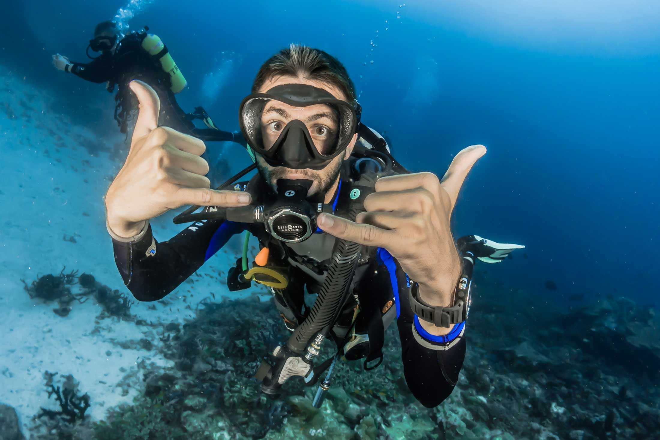 Scuba Diving Promo Silent Divers Samui