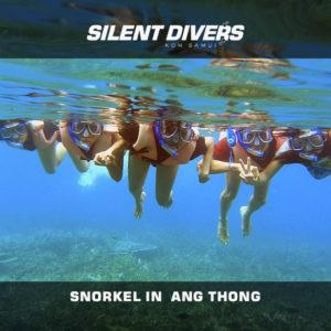 Snorkeling Angthong National Marine Park Samui Thailand