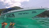 Tauchtouren in SpeedBoat Von Koh Samui - Thailand
