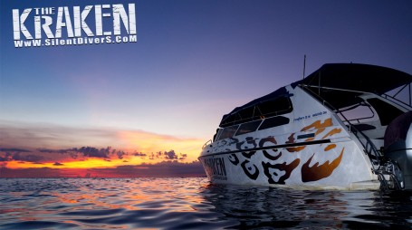 Speed Boat The Kraken Diving Trips Samui Thailand