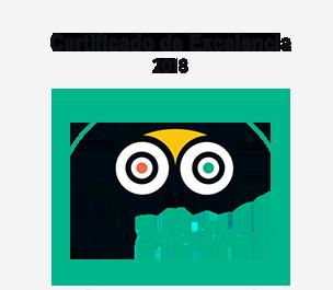 Tripadvisor Certificado de Excelencia 2016 Silent Divers